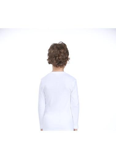 2'Li Ribana Erkek Çocuk Uzun Kol T-Shirt-Zeyzey